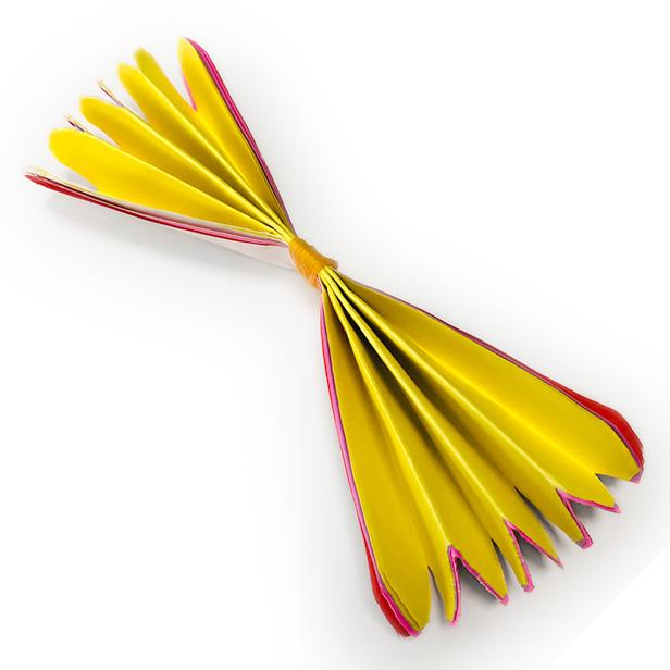 折り紙「お花」作り方3